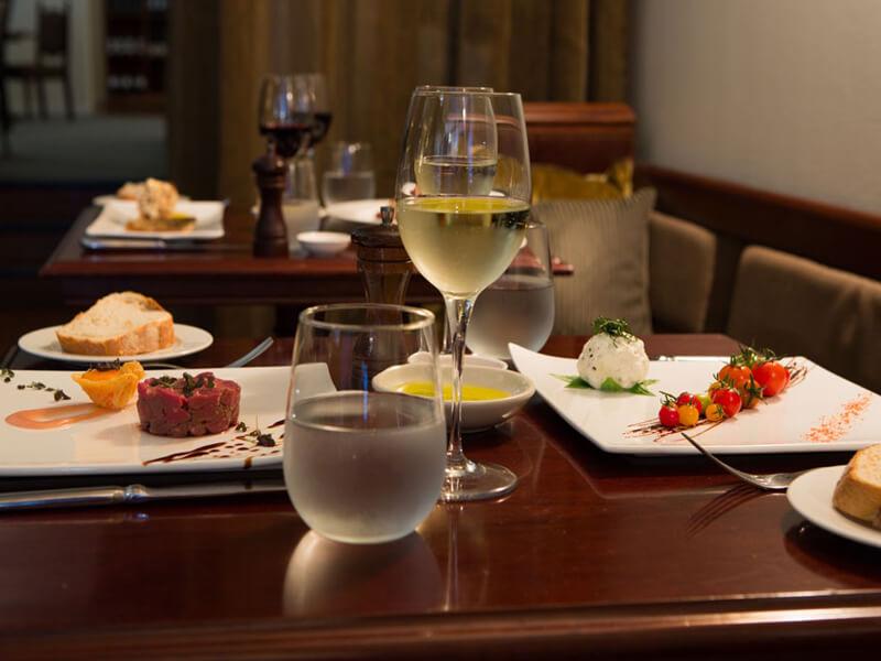 Bluestone Restaurant Menu